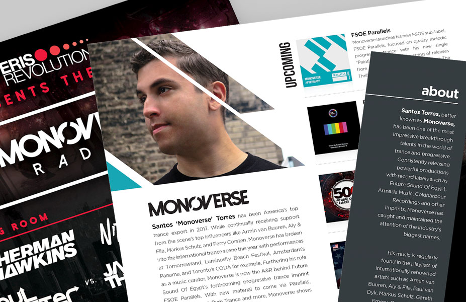 Monoverse Branding Collection