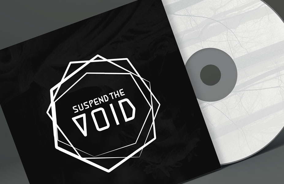 Suspend the Void Branding Album Design